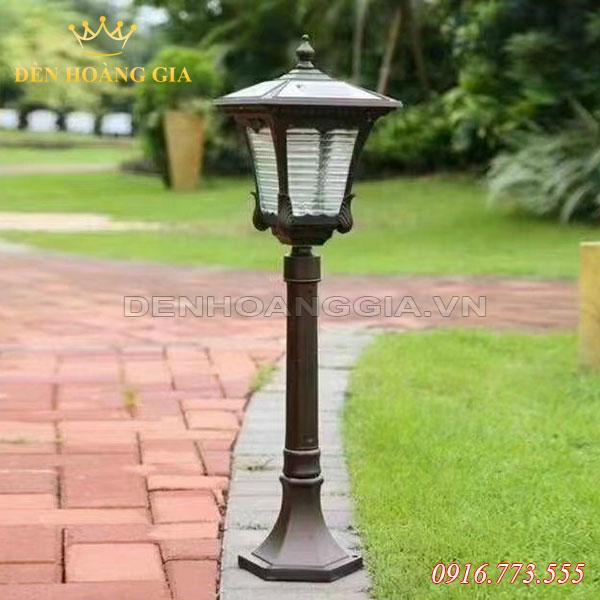 Đèn trụ sân vườn năng lượng mặt trời HGA-TSVNL01