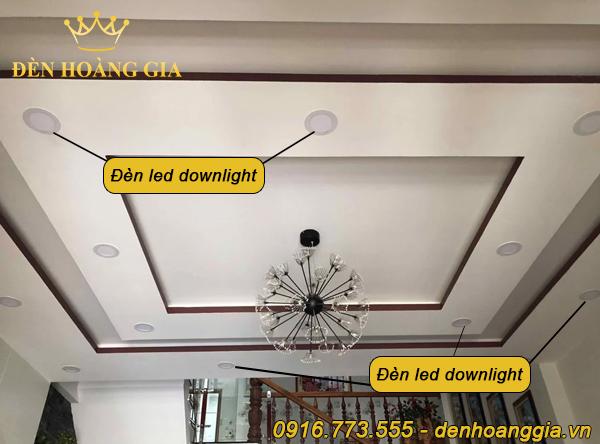 Đèn led downlight là gì?