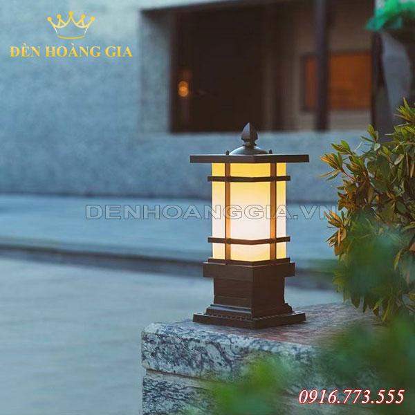 Đèn trụ cổng tường rào HGA-TC22 (Nhôm)