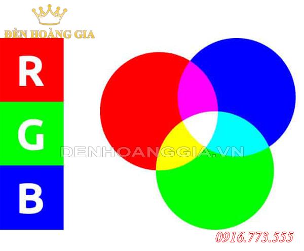 Các chế độ màu sắc RGB